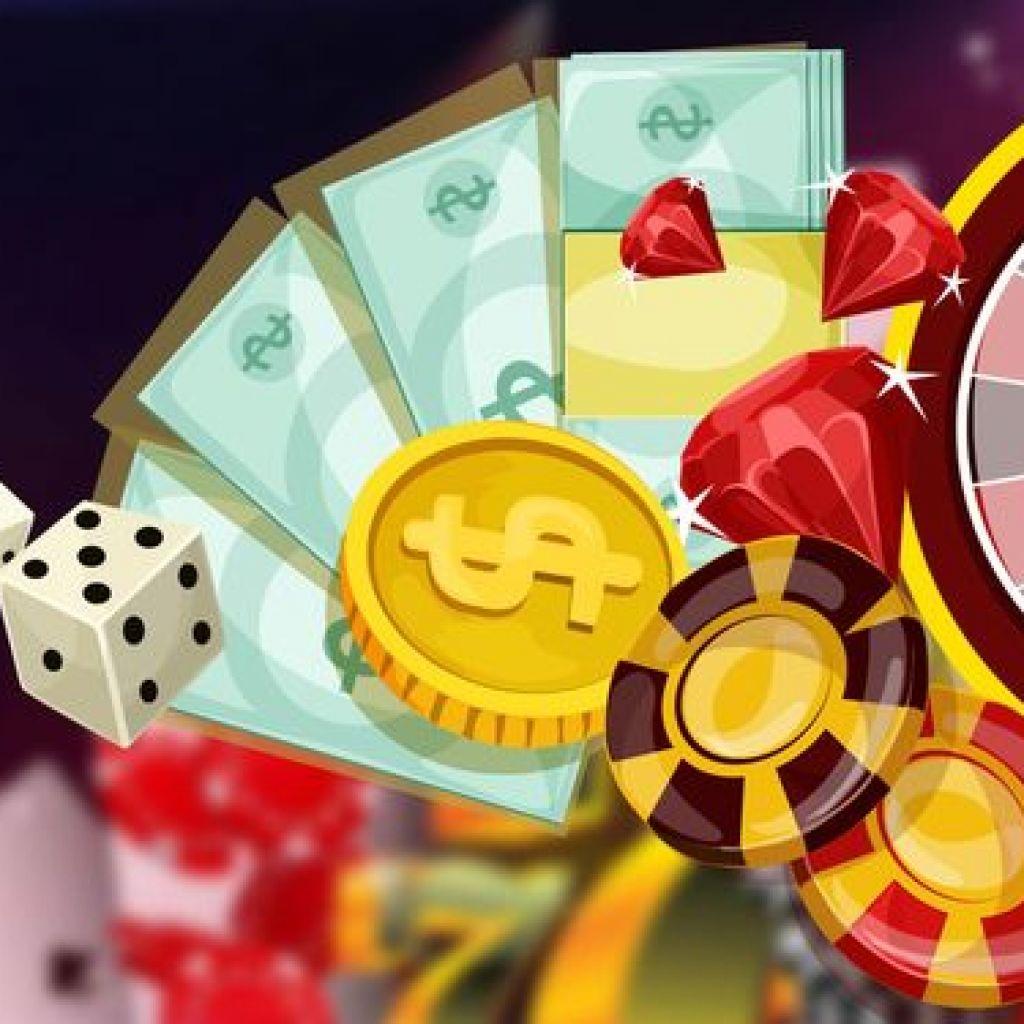 ограбление в казино онлайн